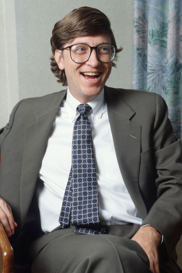 Bill Gates - a famous failure to fortune