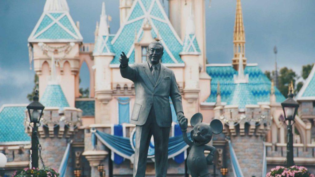 Walt Disney - a famous failure to fortune